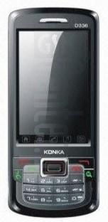 KONKA D336