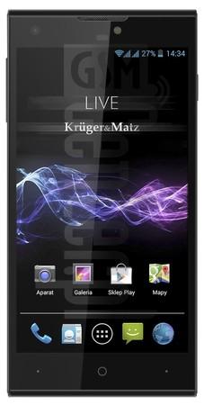 KRUGER & MATZ LIVE 2 LTE