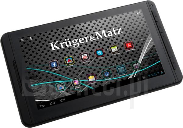 KRUGER & MATZ Tablet PC 7
