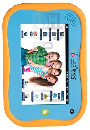 LEXIBOOK Junior Tablet 7