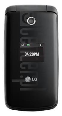 LG 420G