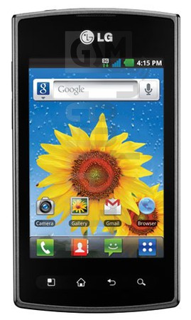 LG AS695 Optimus Plus