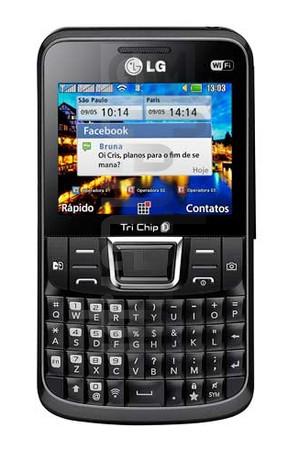 LG C333 Tri Chip