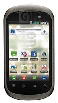 LG C729 DoublePlay