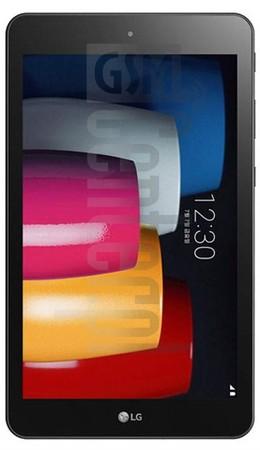 LG G Pad IV 8.0 FHD LTE