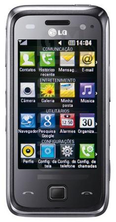 LG GM750H