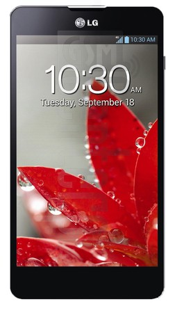 LG LS 970 Optimus G