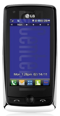LG MN510 Banter Touch
