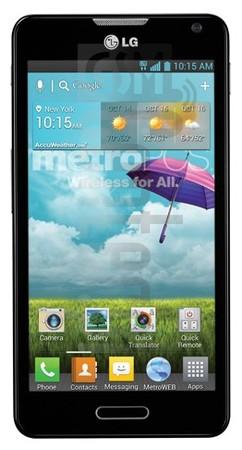 LG MS500 Optimus F6
