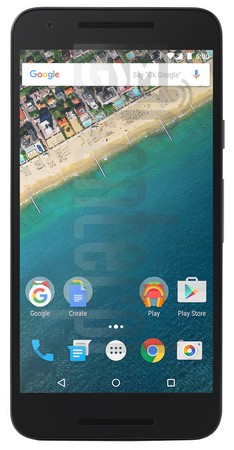 LG Nexus 5X North America