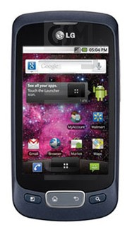 LG P504 Optimus One