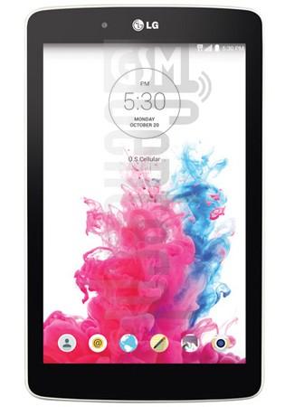 LG UK410 G Pad 7.0 LTE