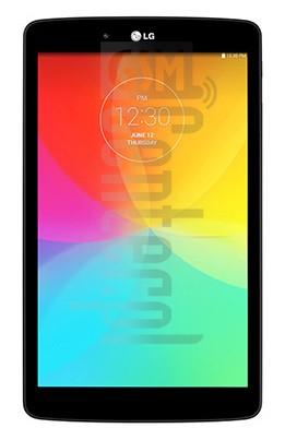 LG V490 G Pad 8.0 LTE