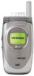 LG VX4400