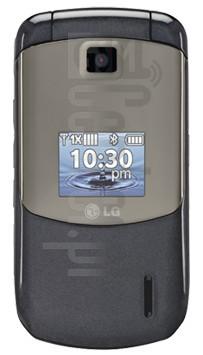 LG VX5600 Accolade