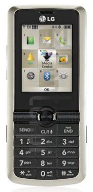 LG VX7100 Glance