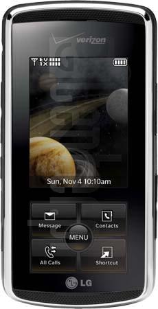 LG VX8800 Venus