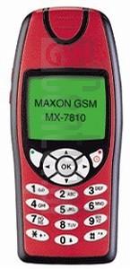 MAXON MX-7810