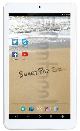 MEDIACOM SmartPad Go Sky Blue 7.0