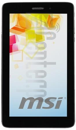 MSI Primo 78 3G