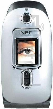 NEC e525