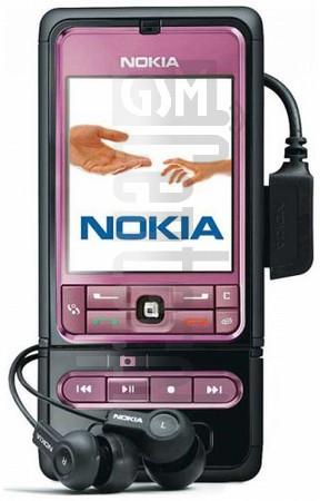 NOKIA 3250 Pink Edition