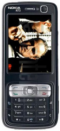 NOKIA N73 Godfather Edition