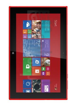 NOKIA RX-114v Lumia 2520 (Verizon)