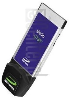 NOVATEL Merlin U730