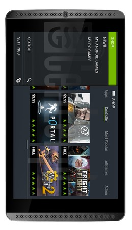 NVIDIA Shield Tablet 3G/LTE