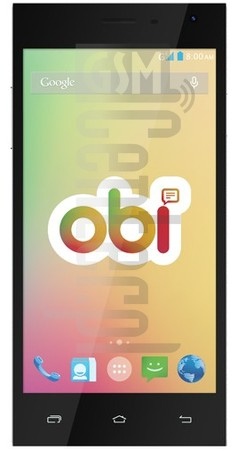 OBI WORLDPHONE Hornbill S551