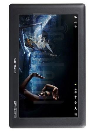 ONDA VX580W Deluxe
