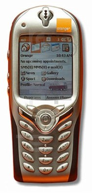 ORANGE SPV E100 (HTC Tanager)