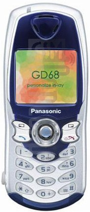 PANASONIC GD68