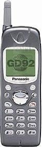 PANASONIC GD92