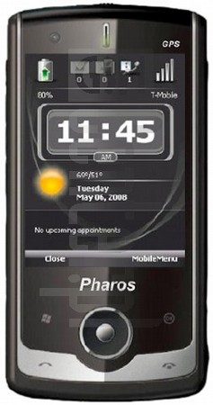 PHAROS Traveler 117 GPS