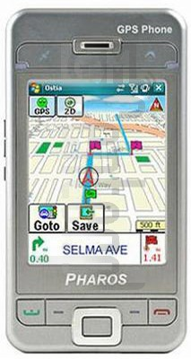 PHAROS Traveler 600 GPS