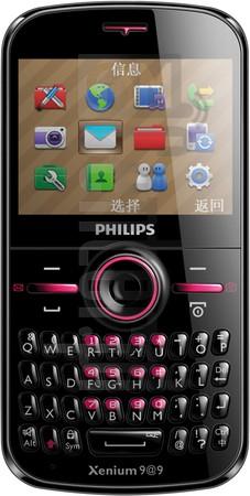 PHILIPS F322 Xenium