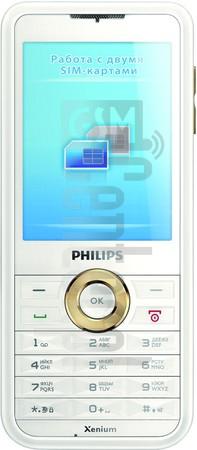 PHILIPS F511 Xenium