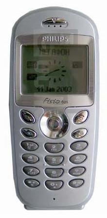 PHILIPS Fisio 625
