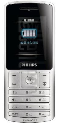 PHILIPS X130 Xenium