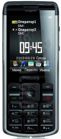 PHILIPS X333 Xenium Champion