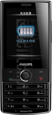 PHILIPS X603 Xenium