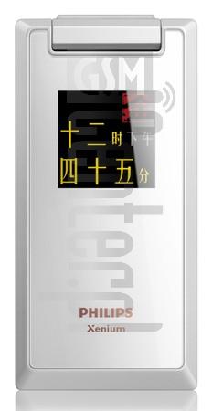 PHILIPS X712 Xenium