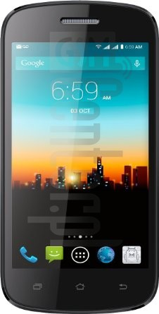 POSH MOBILE Kick Lite S410B