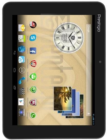 PRESTIGIO MultiPad Ranger 8.0 3G