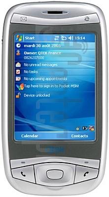 QTEK A9100 (HTC Wizard)
