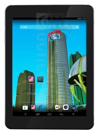 REKAM Citipad 3G-805 BQ