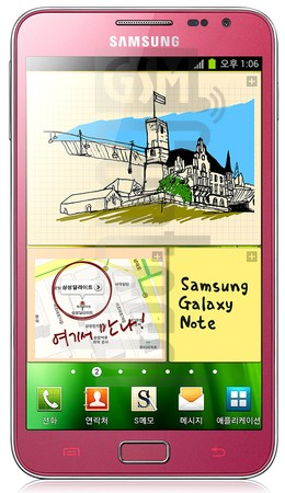 SAMSUNG E160L Galaxy Note