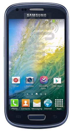 SAMSUNG G730W8 Galaxy S III mini